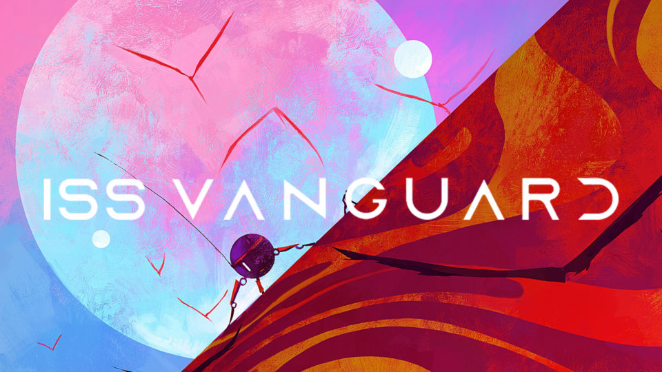 ISS Vanguard available on Gamefound.com