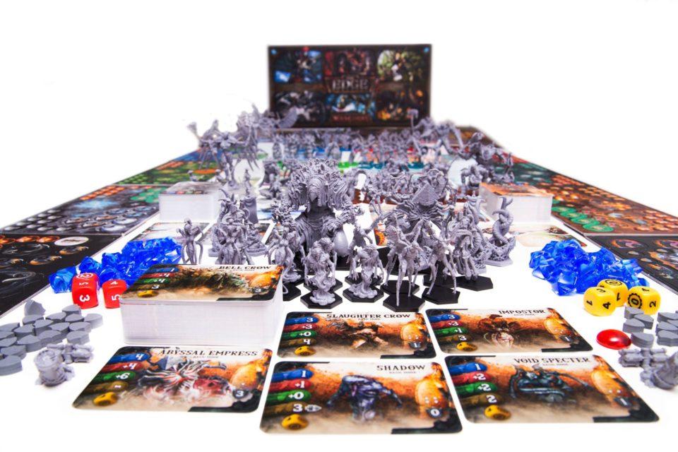 The Edge: Dawnfall 1.6 Edition Kickstarter Coming Soon!
